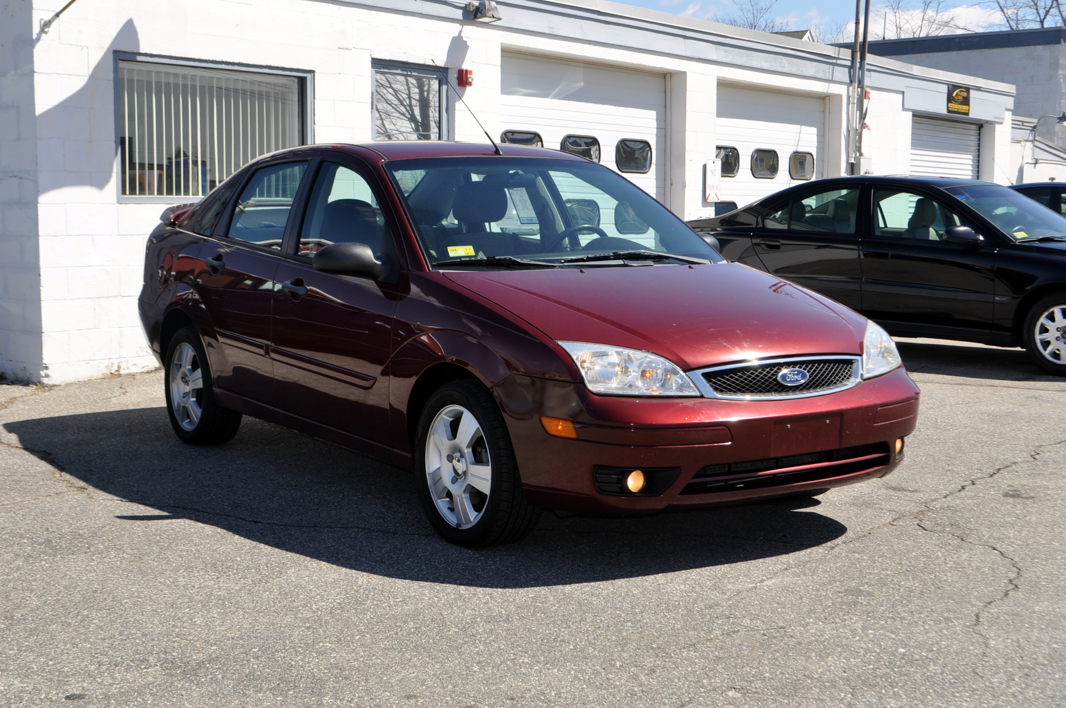 2007 Ford Focus SES Premim Auto Sales