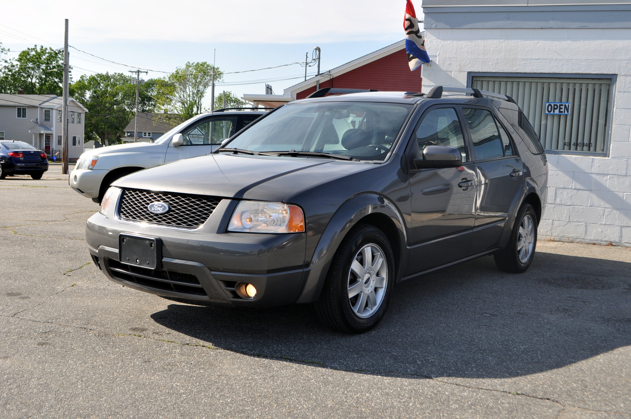 2005 Ford Freestyle Limited Premim Auto Sales