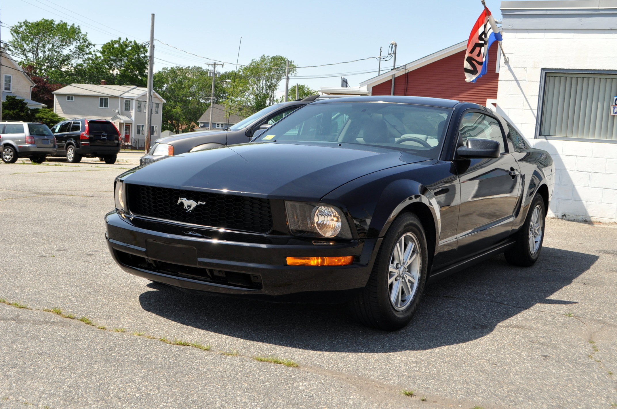 2007 Ford Mustang Premim Auto Sales