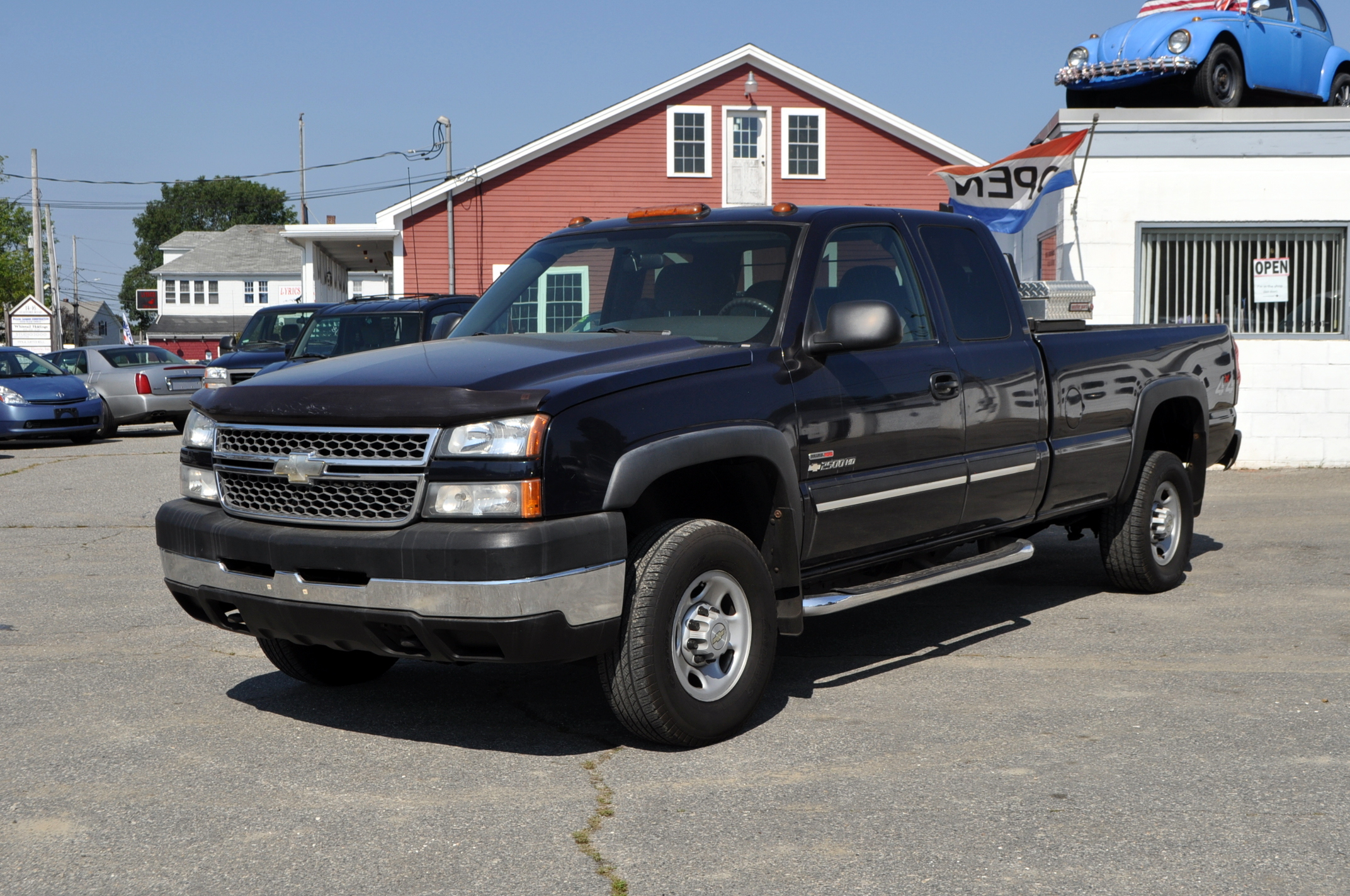 2006 chevy 2500hd lt 4x4 duramax diesel very clean 81k miles southern truck sold youtube